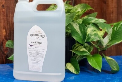 Hand Sanitizer Single Gallons