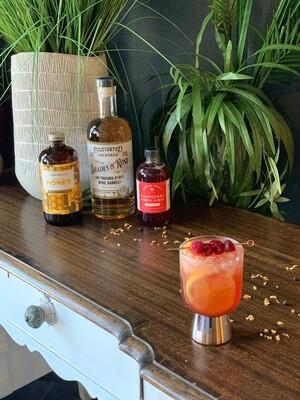 Shades of Rosé Gin Cocktail Kit: Raspberry Yucatan Smash