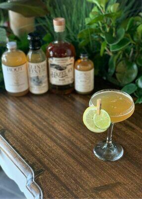 Hazel 63 Rum Lemon Lime Daquiri Cocktail Kit