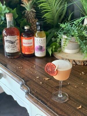 Rum Cocktail Kit Blood Orange Punch