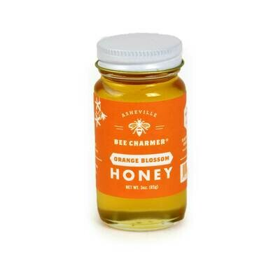 Asheville Bee Charmer Orange Blossom Honey