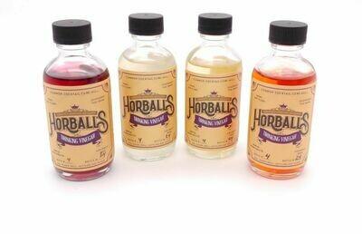 Horball's 2 oz Liquid Freedom Drinking Vinegar