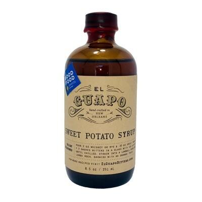 Sweet Potato Syrup by El Guapo