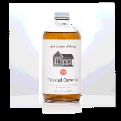 Pink House Alchemy - Toasted Caramel Syrup