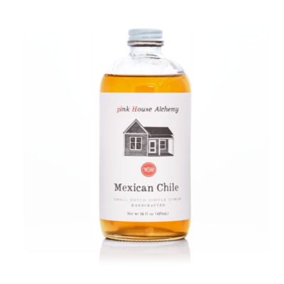 Pink House Alchemy - Mexican Chile Simple Syrup