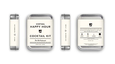 Virtual Happy Hour Kit: The Old Fashioned