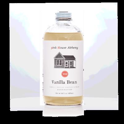Vanilla Bean Simple Syrup