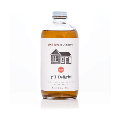 Pink House Alchemy - pH Delight Simple Syrup