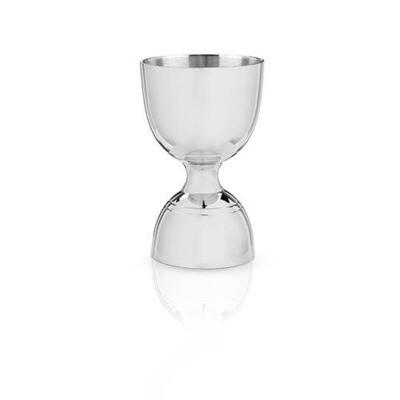 Viski - Viski Professional: Silver Canterbury Jigger (VISKI)