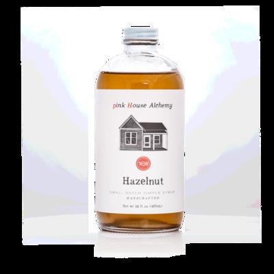 Pink House Alchemy - Hazelnut Simple Syrup