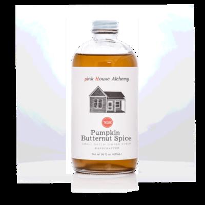 Pink House Alchemy - Pumpkin Butternut Spice Syrup