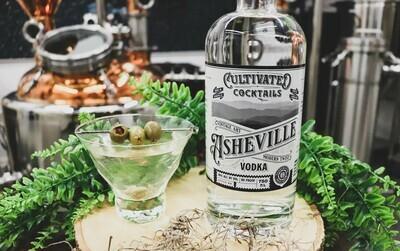 (In Store Pick Up) Asheville Vodka