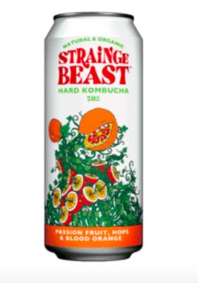 Strainge Beast Orange & Passionfruit