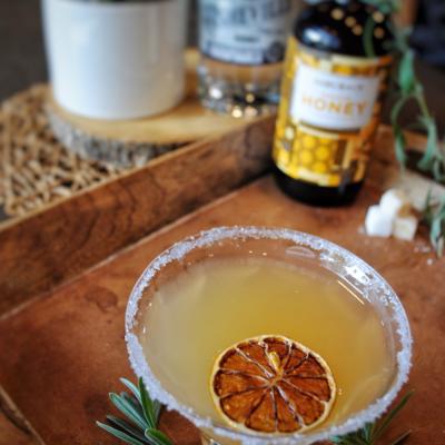 Asheville Vodka Cocktail Kit: Lavender Lemon Drop