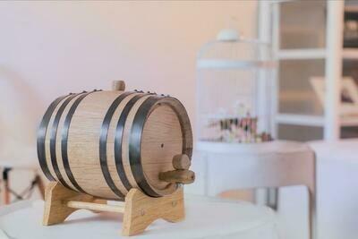 Oak Mini Barrel