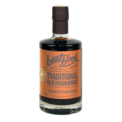 Bootblack Brand - Old Fashioned - Traditional - Cocktail Syrup