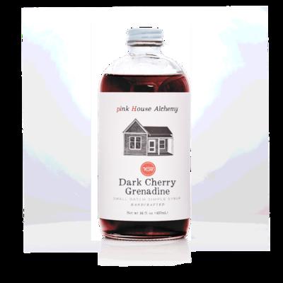 Pink House Alchemy - Dark Cherry Grenadine Simple Syrup