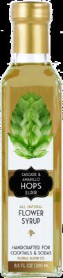 Cascade & Amarillo Hops Elixir Syrup
