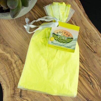 Nectar of the Vine - 5-Pack Natural Lemon Burst Wine Slushy Mix