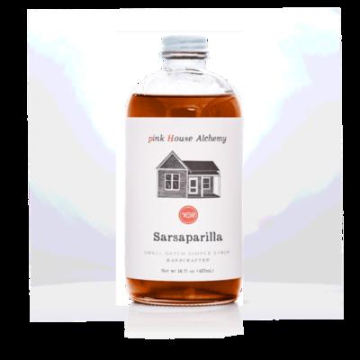 """Sarsaparilla"" Simple Syrup"