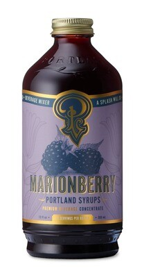 Marionberry Cocktail Syrup (12oz)