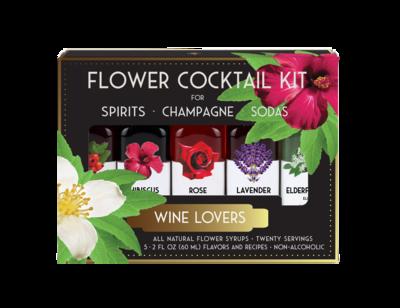 Floral Elixir Co. - Wine Lovers Cocktail Kit