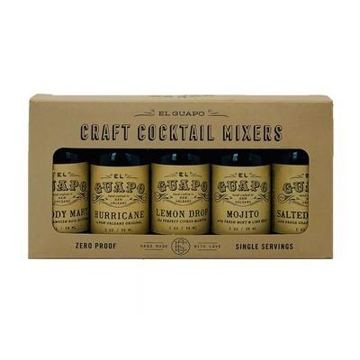 El Guapo - Craft Cocktail Gift Box