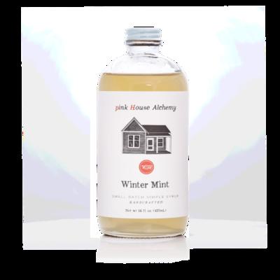 Pink House Alchemy - Winter Mint Syrup