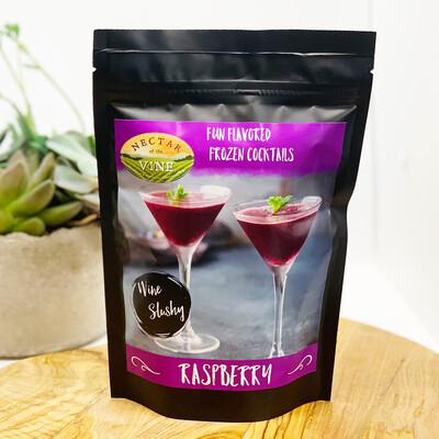 Nectar of the Vine - PREMIUM 10-Pack Very Berry Raspberry Wine Slushy Mix