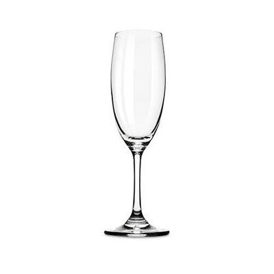 TRUE - Cuvée Set of 2 Champagne's Flutes by True