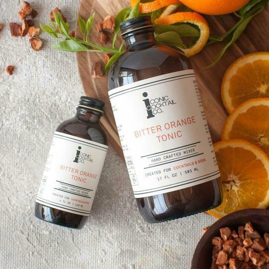 Bitter Orange Tonic Syrup