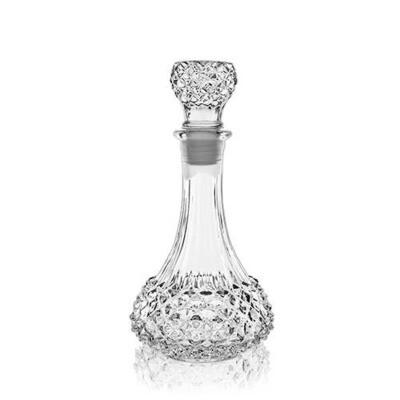 Viski - Admiral: Studded Glass Decanter (VISKI)