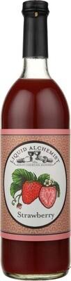 Liquid Alchemist Syrups - Strawberry Syrup