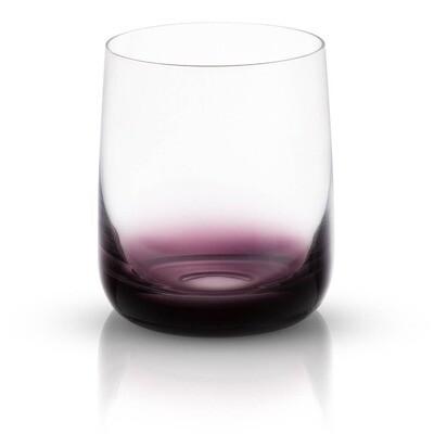 JoyJolt - Black Swan DOF Whiskey Glass