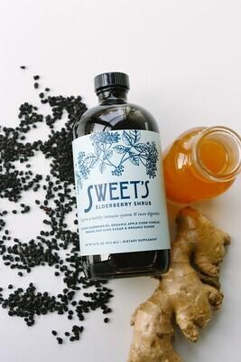 Sweet's Elderberry Shrub