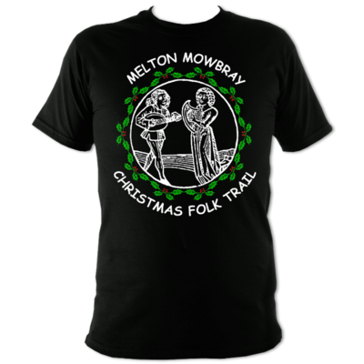 Melton Christmas Folk Trail T-shirt