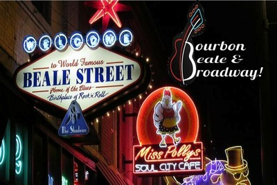 Bourbon, Beale & Broadway