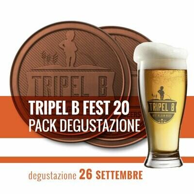 5 Anni TripelB in 5 Serate - PACK SERATA 5 - 26 SETTEMBRE @TRIPELB