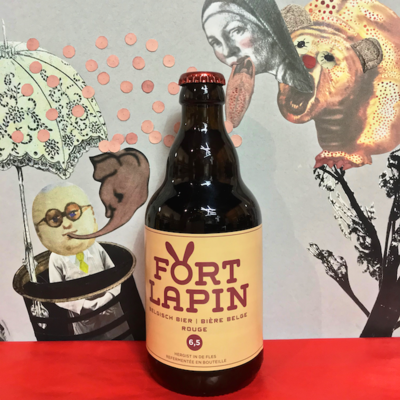 FORT LAPIN - ROUGE 33cl