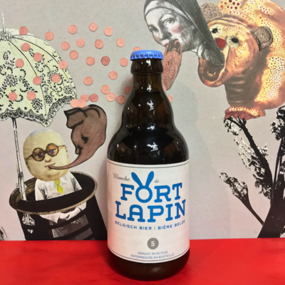 FORT LAPIN - WITBIER 33cl