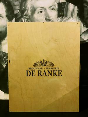 DE RANKE - CONFEZIONE DUO IN LEGNO 2x75cl