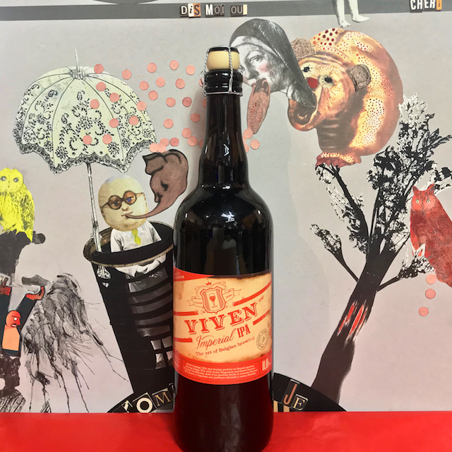 VIVEN - IMPERIAL IPA 75cl