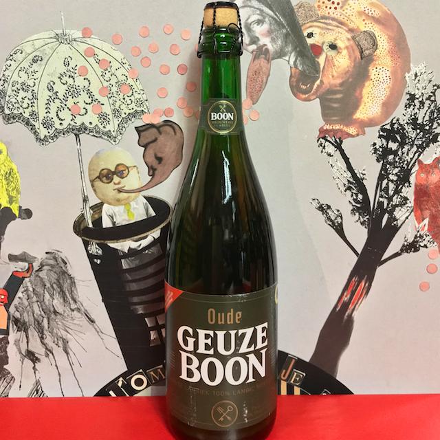 BOON - OUDE GEUZE 2018/19 75cl