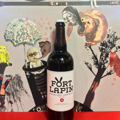 FORT LAPIN - TRIPEL 75cl