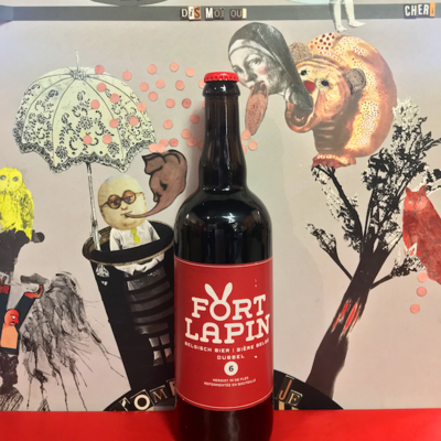 FORT LAPIN - DUBBEL 75cl