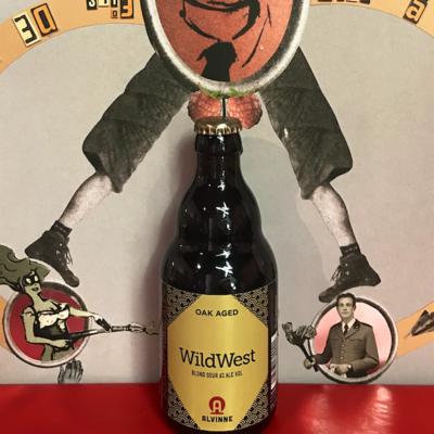 ALVINNE - WILD WEST 33cl