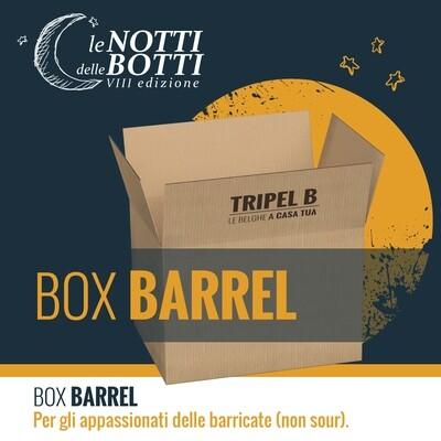 BOX MESE DELLE BOTTI - BARREL