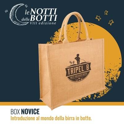 BOX MESE DELLE BOTTI - NOVICE
