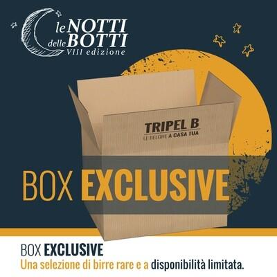 BOX MESE DELLE BOTTI - EXCLUSIVE