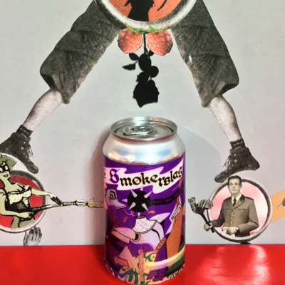 DOK BREWING - SMOKERSLAG 33cl